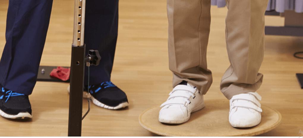 balance and gait