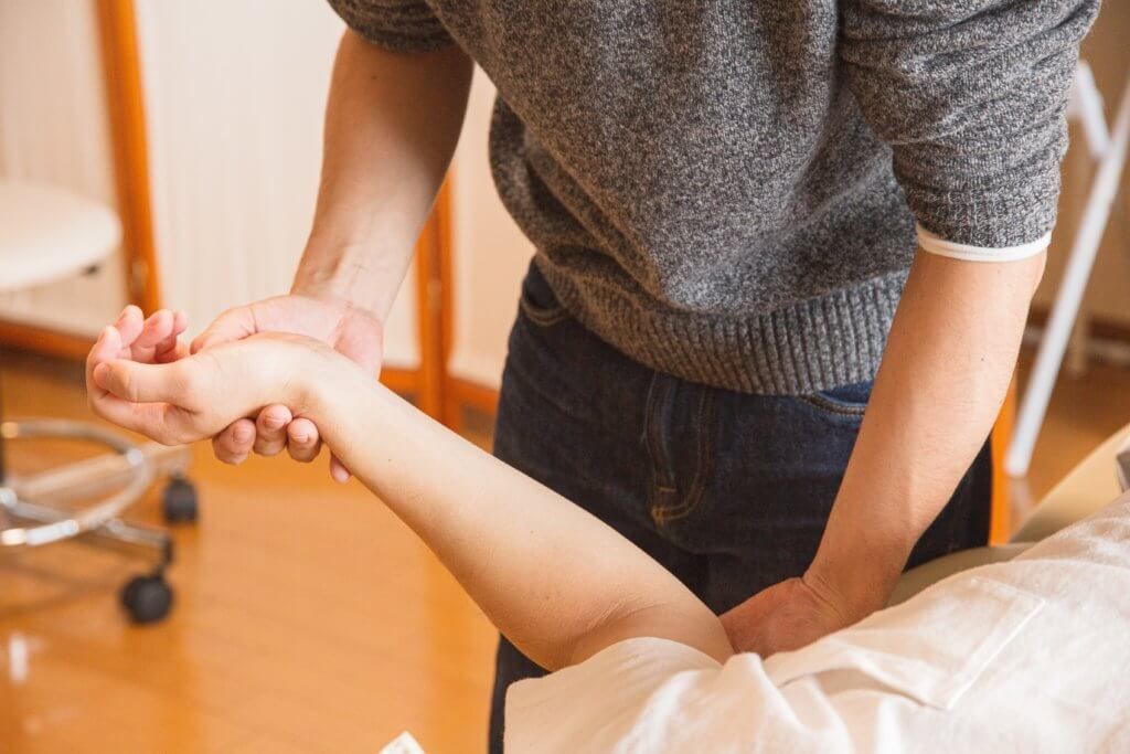 elbow pain relief with physical therapy